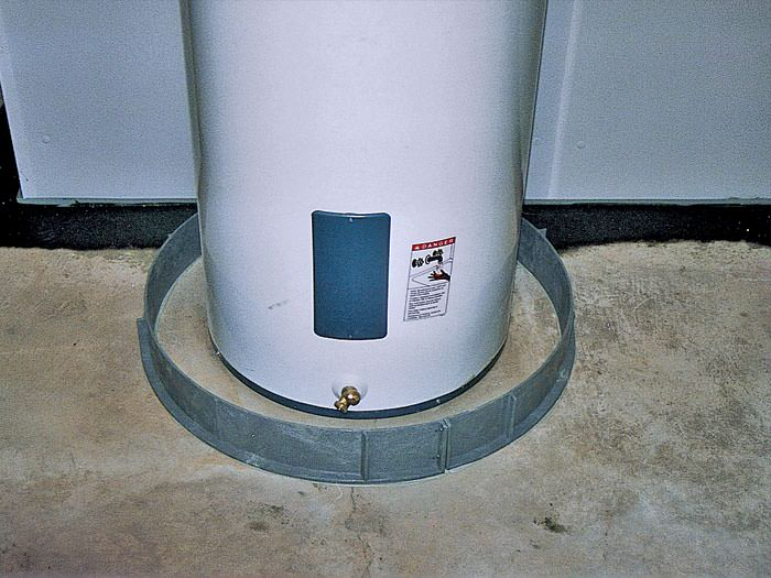 leaking water heater protection in saskatoon prince albert moose jaw